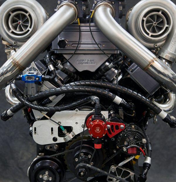 Factory Billet Engine Block